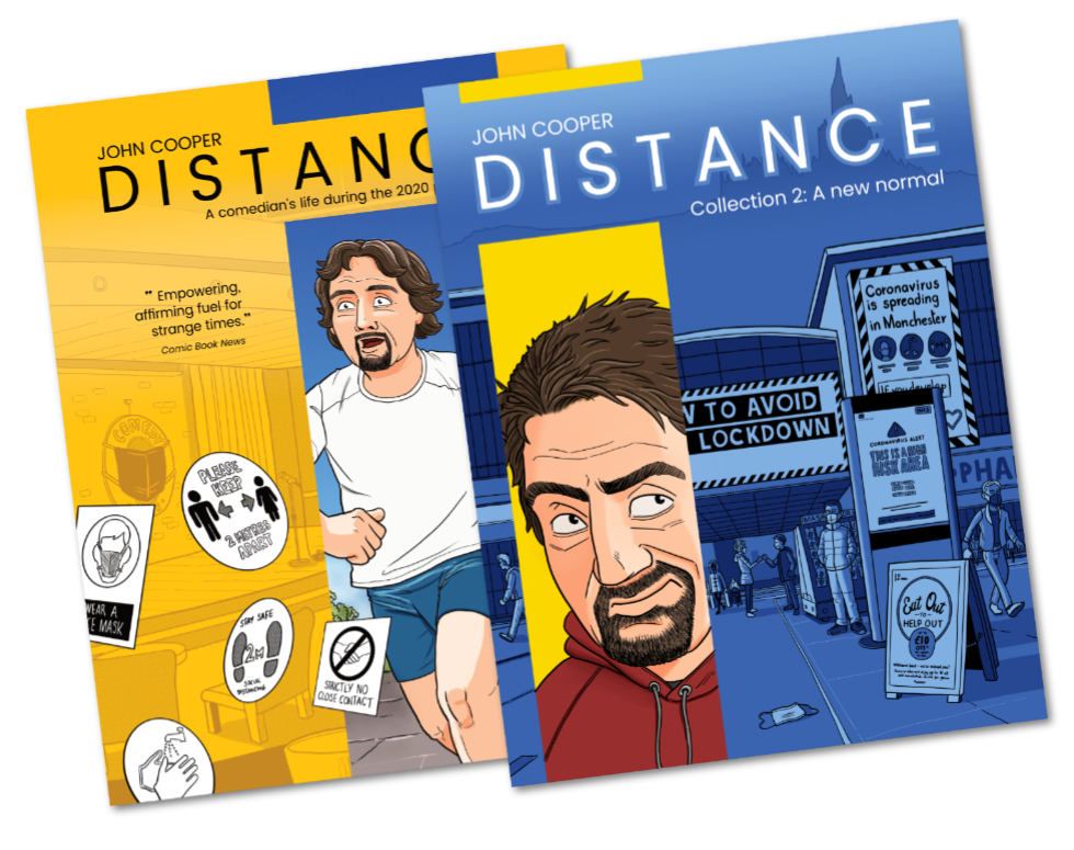 Distance vol1 and 2